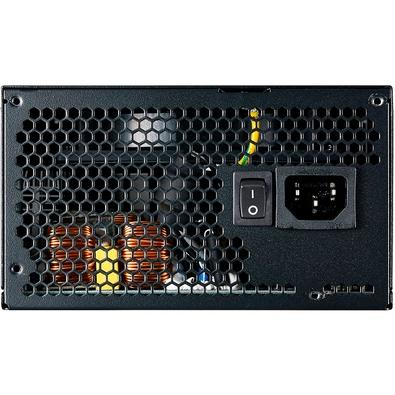 Fonte Cooler Master MWE 550W, 80 Plus Gold - MPY-5501-ACAAG