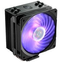 Cooler para Processador Cooler Master Hyper 212 RGB Black Edition com Controle  RR-212S-20PC-R1