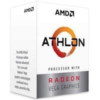 Processador AMD Athlon 240GE, Cache 5MB, 3.5GHz, AM4 - YD240GC6FBBOX