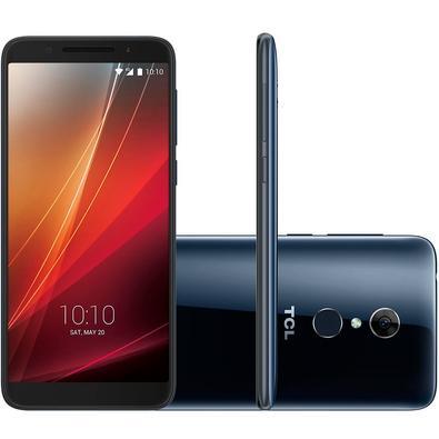 Smartphone TCL C5, 32GB, 13MP, Tela 5.5´, Preto - 5152D