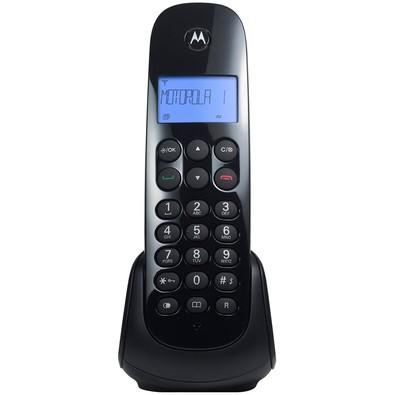 Telefone Sem Fio Motorola Identificador de chamadas, DECT 6.0 Digital, Bivolt, Preto - MOTO700