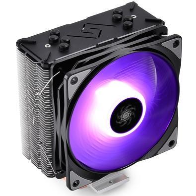 Cooler para Processador Deepcool Gammaxx GTE RGB, 12cm, AMD/Intel - DP-MCH4-GMX-GTE