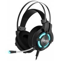Headset Gamer Havit LED 7.1, Som Surround, Driver 40mm - HV-H2212U