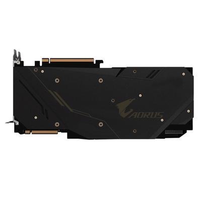 Placa de Vídeo Gigabyte NVIDIA GeForce RTX 2080 Aorus 8G, GDDR6 - GV-N2080AORUS-8GC