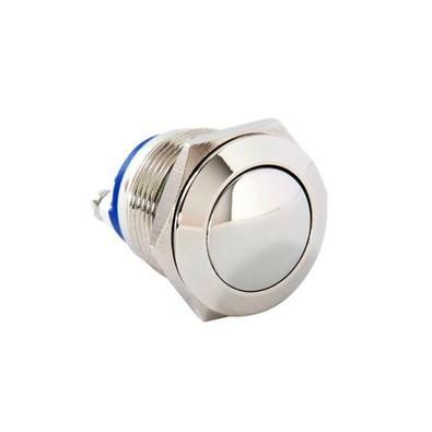 Botão Acionador de Saída Intelbras Inox - AC2864