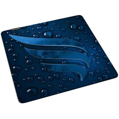 Mousepad Gamer GFallen Water Blue Wing, Speed, Grande (450x450mm) - Mp-Fn-Ww-Az-La