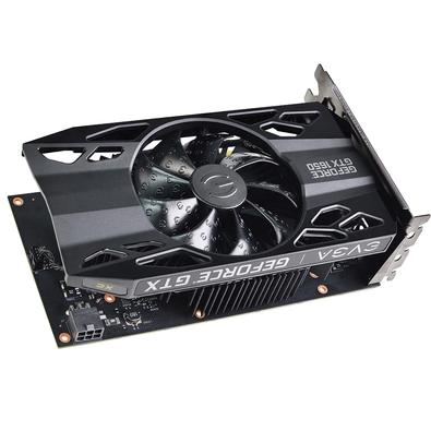 Placa de Vídeo EVGA GeForce GTX 1650 XC 4GB, GDDR5 - 04G-P4-1153-KR