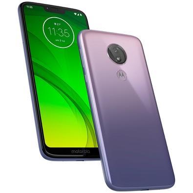 Smartphone Motorola Moto G7 Power, 64GB, 12MP, Tela 6.2´, Lilac - XT1955