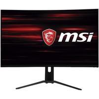 Monitor Gamer MSI Optix LCD 31.5´ Widescreen Curvo, QHD, HDMI/Display Port, 144Hz, 1ms, Altura Ajustável - MAG321CQR