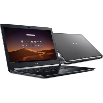 Notebook Acer Aspire 5, Intel Core i7-8550U, 8GB, 1TB, Linux, 15.6´ - A515-51-C0ZG