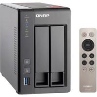 Storage QNAP NAS, Sem Disco, 2 Baias - TS-251+-8G-US