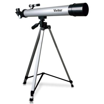 Telescópio de Refração Vivitar 60X/120X - VIVTEL50600