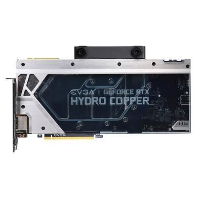 Placa de Vídeo EVGA NVIDIA GeForce RTX 2080 Ti FTW3 Ultra Hydro Copper Gaming, 11GB, GDDR6 - 11G-P4-2489-KR