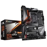 Placa-mãe Gigabyte X570 Aorus Ultra, AMD AM4, ATX, DDR4