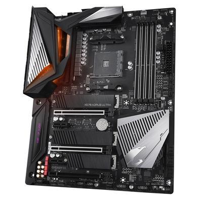 Placa-mãe Gigabyte Aorus X570 Aorus Ultra, AMD AM4, ATX, DDR4