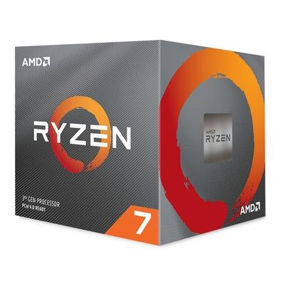 Processador AMD Ryzen 7 3800X Cache 32MB 3.9GHz (4.5GHz Max Turbo) AMD4 - 100-100000025BOX