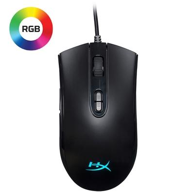 Kit Gamer HyperX - Headset Gamer HyperX Cloud Stinger + Mouse Gamer HyperX Pulsefire Core RGB