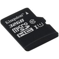 Cartão de Memória Kingston Canvas Select MicroSD 32GB Classe 10 - SDCS/32GB SP