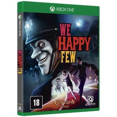 Game We Happy Few Xbox One