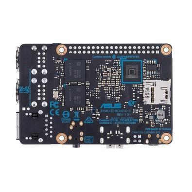 Tinker Board Asus, Rockchip Quad-Core RK3288, 2GB, Micro SD - Tinker R/BR