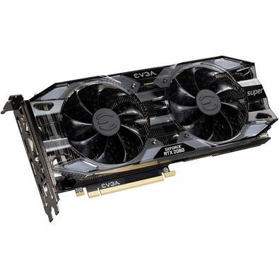 Placa de Video EVGA GeForce RTX 2060 Super XC Gaming, 8GB, GDDR6 - 08G-P4-3162-KR