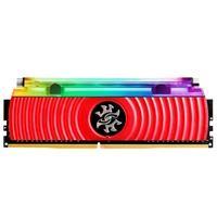 Memória Adata XPG Spectrix D80, RGB, 8GB, 3200MHz, DDR4, CL16 - AX4U320038G16-SR80