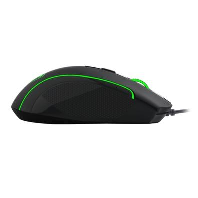Mouse Gamer T-Dagger Private, RGB, 6 Botões, 3200DPI - T-TGM106