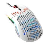 Mouse Gamer Glorious Model O, RGB, 6 Botões, 12000DPI, Branco - GO-WHITE