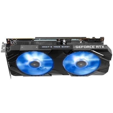 Placa de Vídeo Galax NVIDIA GeForce RTX 2080 SUPER EX (1-Click OC) 8GB, GDDR6 - 28ISL6MDU9EX