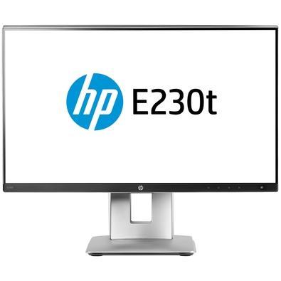 Monitor HP LCD 23´, Full HD, HDMI, DisplayPort, Prata - W2Z50AA#ABA