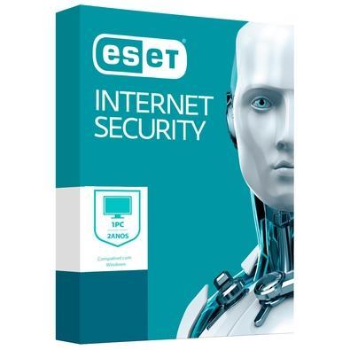 ESET Antivirus Internet Security 1 PC, 2 Anos - Digital para Download