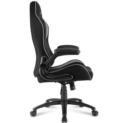 Cadeira Gamer Sharkoon Elbrus 1, Black Grey