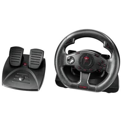 Volante Trust GXT 580 Sano Vibration Feedback Racing Wheel PC, PS3