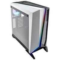 Gabinete Gamer Corsair Carbide SPEC-Omega RGB, Mid Tower, Lateral em Vidro, Branco - CC-9011141-WW