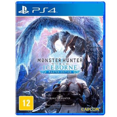 Game Monster Hunter: Iceborne PS4