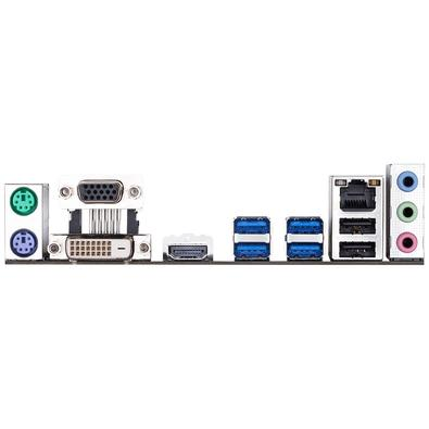 Placa-Mãe Gigabyte B450M S2H, AM4, mATX, DDR4