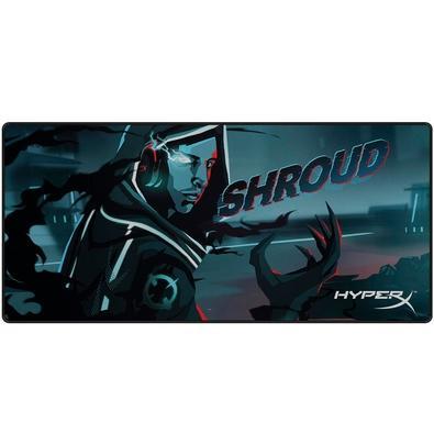 Mousepad Gamer HyperX Fury S We´re All Gamers Shroud, Extra Grande (900x420mm) - HX-MPFS2-SH-XL