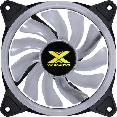 Cooler FAN Vinik VX Gaming V.Ring, 120mm, LED Verde - 29566
