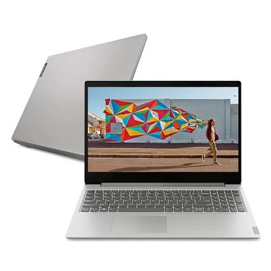 Notebook Lenovo Ultrafino Ideapad S145 Intel Core  i5-8265U, 8GB, HD 1TB, Windows 10, 15.6´, Prata - 81S90005BR