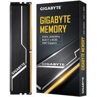 Memória Gigabyte 8GB, 2666MHz, DDR4, CL16 - GP-GR26C16S8K1HU408