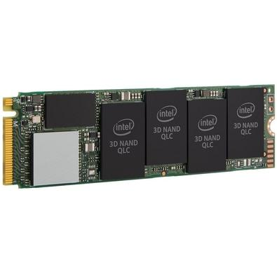 SSD Intel 660P Series, 2TB, M.2 NVMe, Leitura 1800MB/s, Gravação 1800MB/s - SSDPEKNW020T8XT