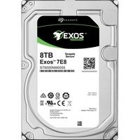 HD Seagate Exos 8TB, 7200 RPM, 256MB Cache, SATA 6.0Gb/s - ST8000NM0055