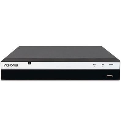 Gravador Digital de Imagem em Rede Intelbras NVD 3208 P, 8 Canais, 4K, Suporta 1HD de até 10TB - 4580306