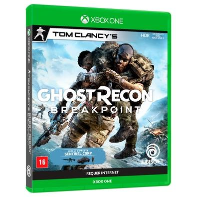 Game Ghost Recon Breakpoint Xbox One