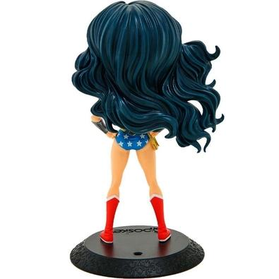 Action Figure DC Comics Q Posket, Wonder Woman (MOD.A), Mulher Maravilha - 29321/29322