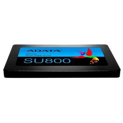 SSD Adata Ultimate SU800 512GB, SATA, Leituras: 550MB/s e Gravações: 500MB/s - ASU800SS-512GT-C