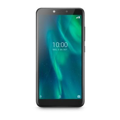 Smartphone Multilaser F, 16GB, 5MP, Tela 5.5´, Preto + Capa e Película -  P9105