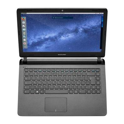 Notebook Multilaser Urban Intel Core i3-5005U, 4GB, SSD 120GB, Linux, 14´ - PC402