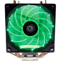 Cooler para Processador Hoopson LED Verde, AMD/Intel - GT-180