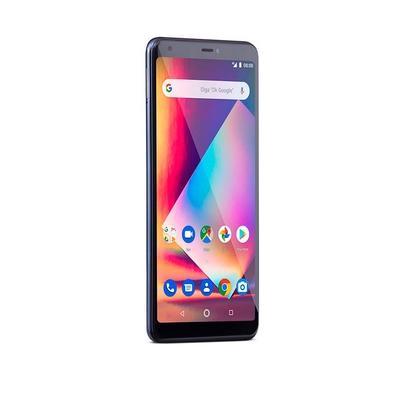 Smartphone Multilaser MS60Z, 16GB, 13MP, Tela 6´, Preto + Capa e Película - P9085